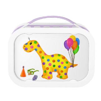 Lunch Box Gamelle de Dino-Buddies™ - Rollo™ w/Balloons