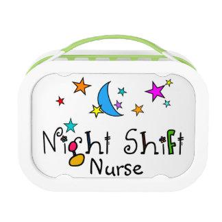 Lunch Box Gamelle d'infirmière de poste de nuit