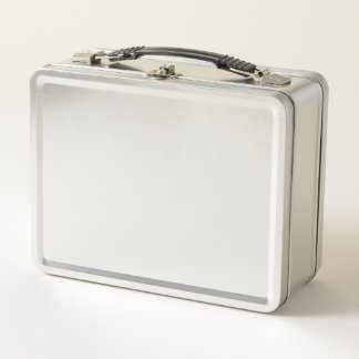 Lunch Box Gamelle en métal