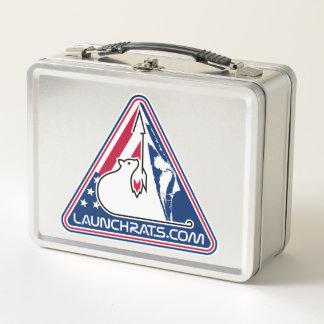 Lunch Box Gamelle inoxydable de rats de lancement