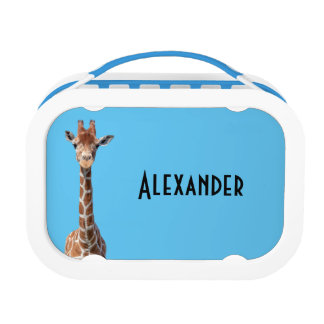 Lunch Box Girafe mignonne