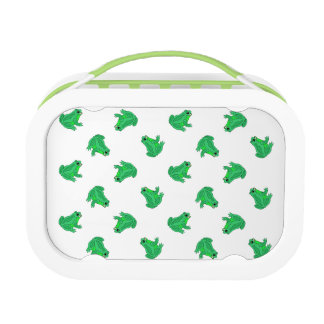 Lunch Box Grenouilles d'amusement