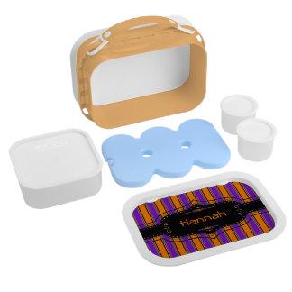Lunch Box Halloween barre la gamelle trop personnalisée