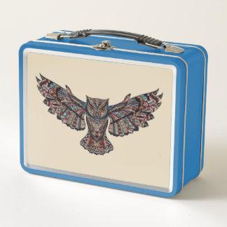Lunch Box Hibou