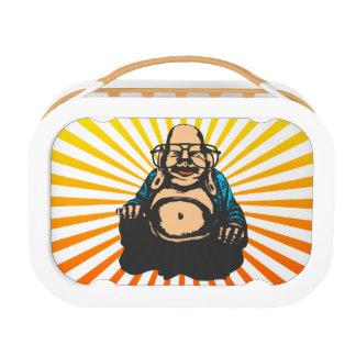 Lunch Box Hippie Bouddha