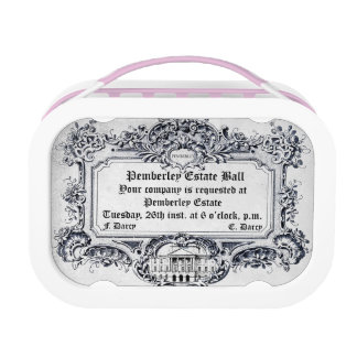 Lunch Box Jane Austen : Boule de domaine de Pemberley