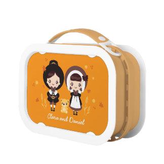 Lunch Box Kawaii Clara - thanksgiving