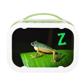 Lunch Box La grenouille d'arbre aux yeux rouges