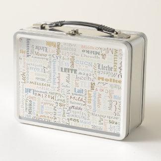 Lunch Box Lait