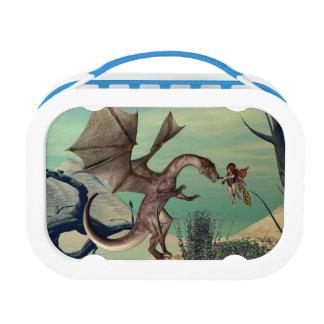 Lunch Box Le dragon