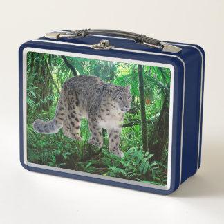 Lunch Box Léopard