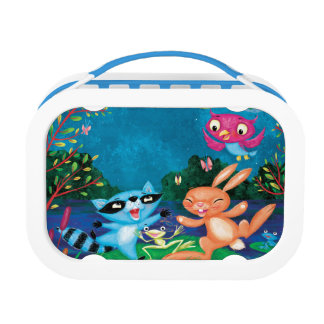 Lunch Box Lune d'automne