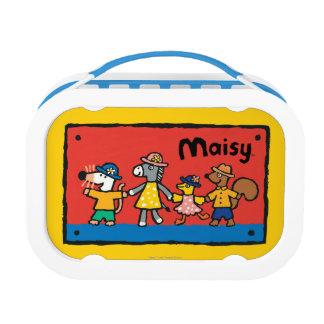 Lunch Box Mains de prise de Maisy et de meilleurs amis