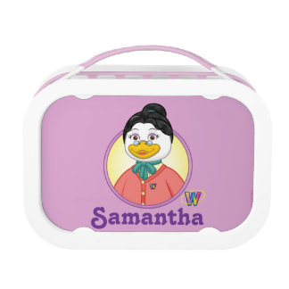 Lunch Box Mme Birdy