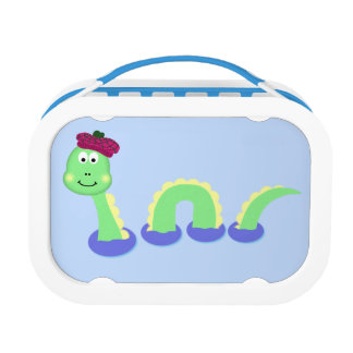 Lunch Box Monstre de Loch Ness