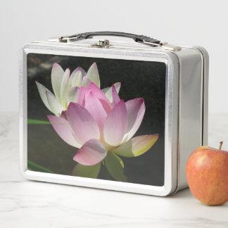 Lunch Box Paires de fleurs de Lotus II