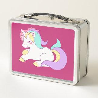 Lunch Box Panier-repas de licorne et d'arc-en-ciel