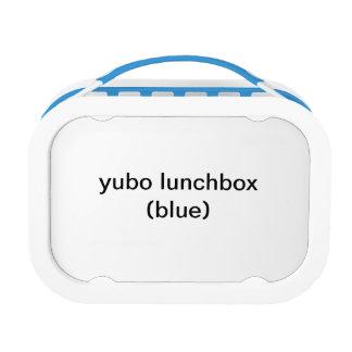 Lunch Box panier-repas de yubo (bleu)