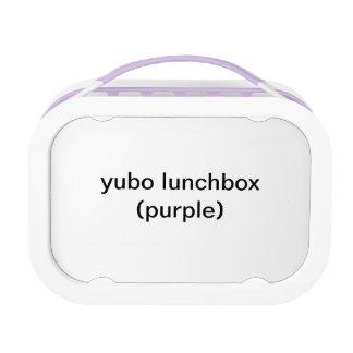 Lunch Box panier-repas de yubo (pourpre)