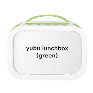 Lunch Box panier-repas de yubo (vert)