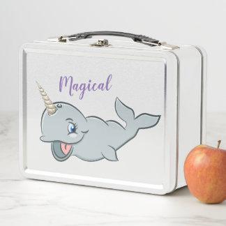 Lunch Box Panier-repas magique de Narwhals