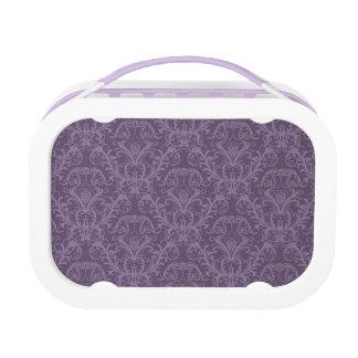 Lunch Box Papier peint pourpre de luxe