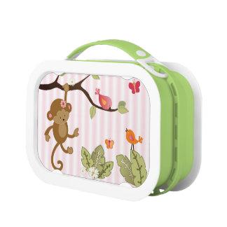 Lunch Box Petite gamelle de Jill de jungle de singe