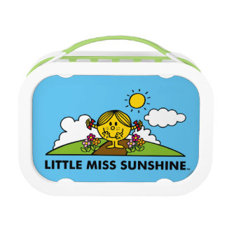 Lunch Box Petite Mlle Sunshine | de nouveau à la nature