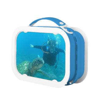Lunch Box Plongeur autonome