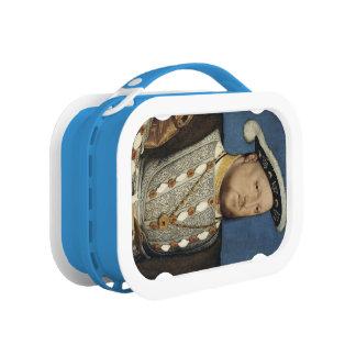 Lunch Box Portrait de Henry VIII de l'Angleterre par Hans Ho