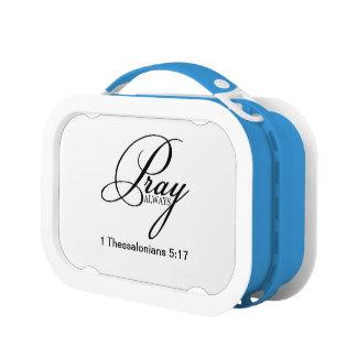 Lunch Box Priez le panier-repas toujours fait sur commande