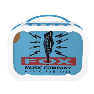 Lunch Box Raretés d'audio de musique de Fox