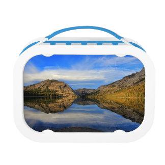 Lunch Box Réflexions sur le lac Tenaya