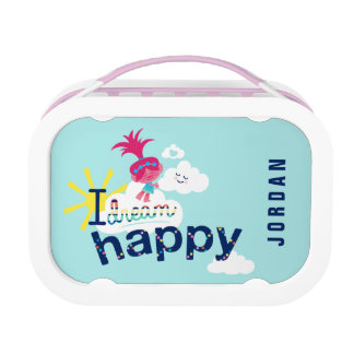Lunch Box Rêves heureux des trolls  