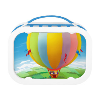 Lunch Box Soufflement dans le vent