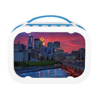 Lunch Box Sucrerie d'oeil de Minneapolis