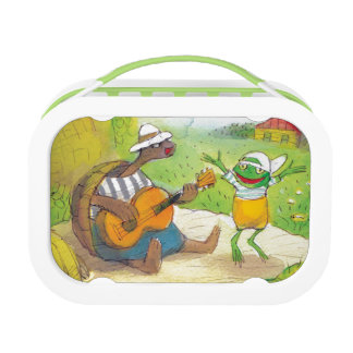 Lunch Box Ted, Ed et Caroll le pique-nique 1