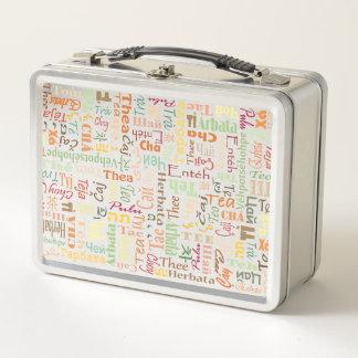 Lunch Box Thé