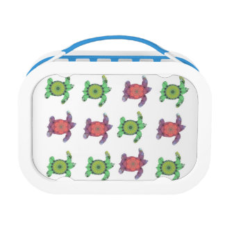 Lunch Box Tortues