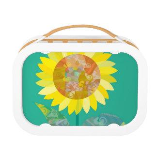 Lunch Box Tournesols de floraison