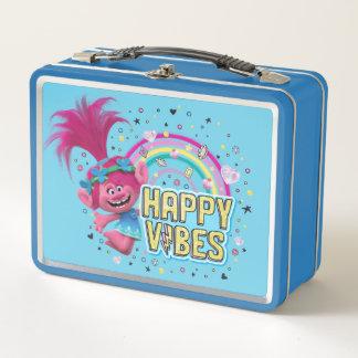 Lunch Box Vibraphone heureux de pavot des trolls |