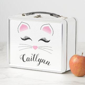 Lunch Box Visage fascinant de chat