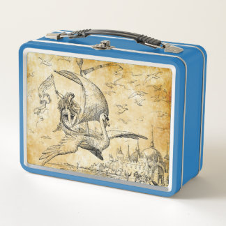 Lunch Box voile loin