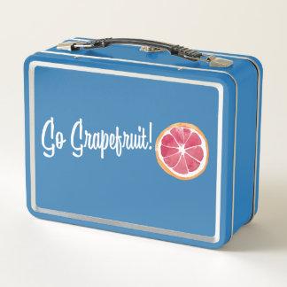Lunch Box Vont les oranges ! Disparaissent le pamplemousse !