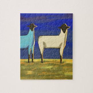Lundi bleu puzzle