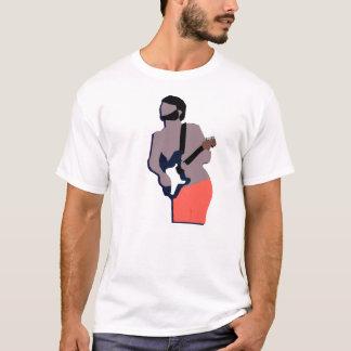Lundi la pièce en t de coup de poing t-shirt