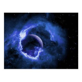 Lune bleue cartes postales