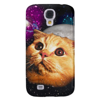 lune de chat, chat et lune, catmoon, chat de lune coque galaxy s4