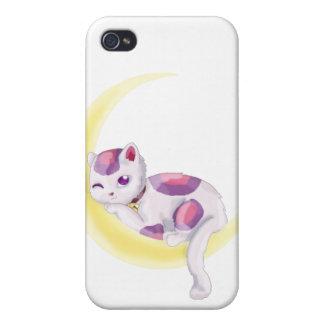 Lune de Neko Coque iPhone 4/4S