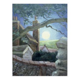 Lune de récolte 1996 carte postale